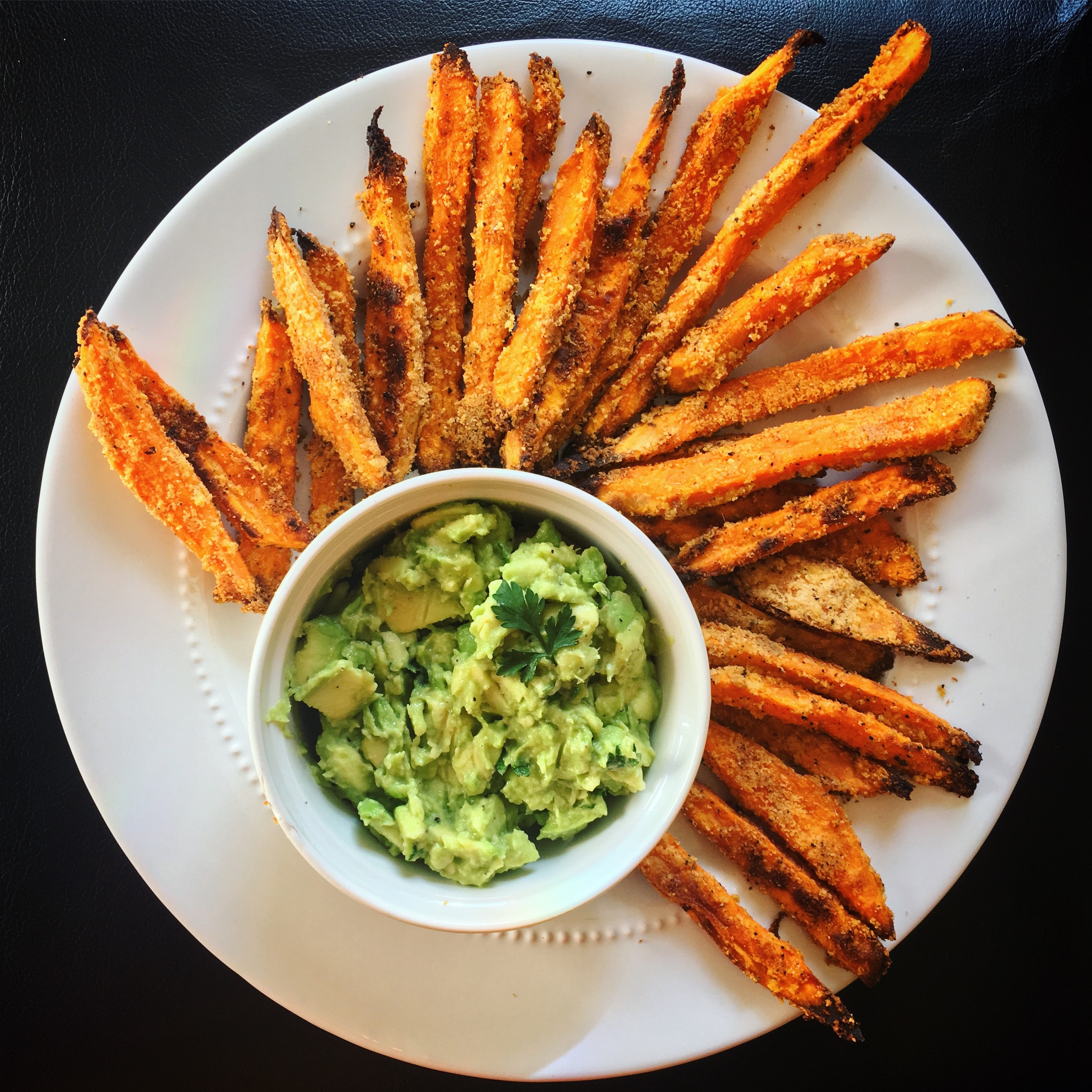 Old Bay Sweet Potato Fries